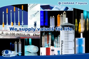 We supply values for life